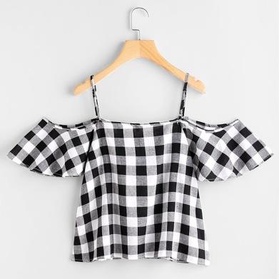 Mulheres-Ver-o-Blusa-Riscas-Cold-Shoulder-Top-blusas-camisa-xadrez-feminina-femme-de-moda-2017.jpg_640x640