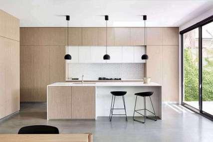 cozinha-moderna-com-pendente-preto