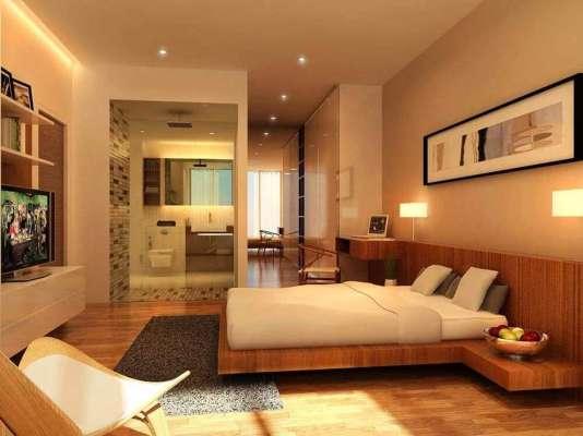 cores-neutras-para-quarto-com-cama-japonesa