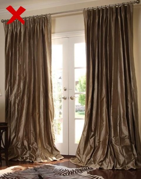 Erros-a-evitar-para-ter-casa-arrumada-cortinas-compridas-demais