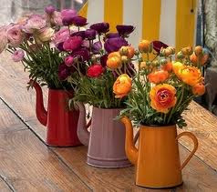 bules flores